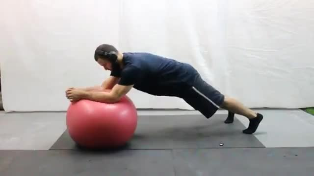 Physio Iso Ab Roll Out demonstration
