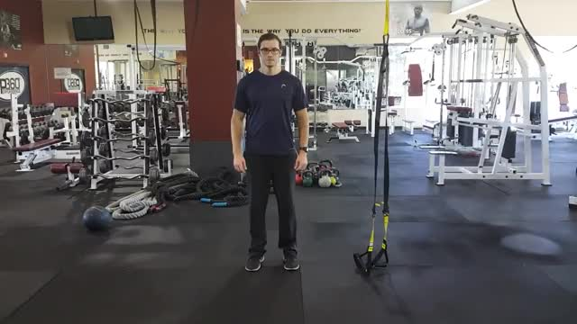 Squat Jumps In 'n' Out demonstration