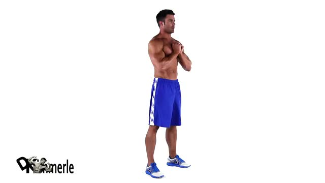 Bodyweight Squat demonstration