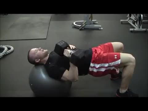 Physio Single Arm Chest Press demonstration