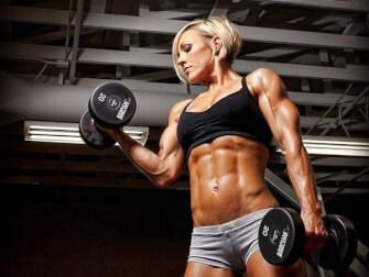 Women's Bodybuilding Workouts