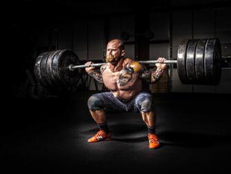 Men's Powerlifting Workouts