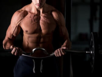 Men's Muscle Building Workouts