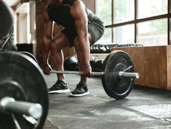 Men's Strength Workouts