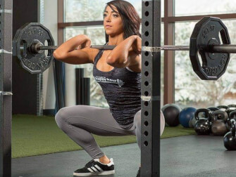 Women's Powerlifting Workouts