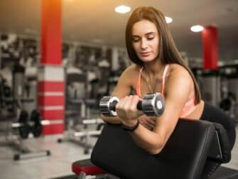 Women's Workouts to Tone Up