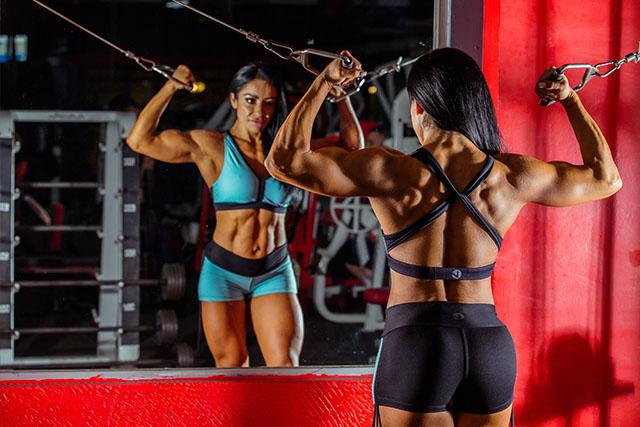 Gym Machine Workouts