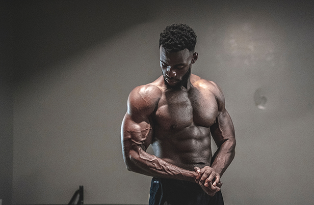 Men's Bodybuilding Workouts