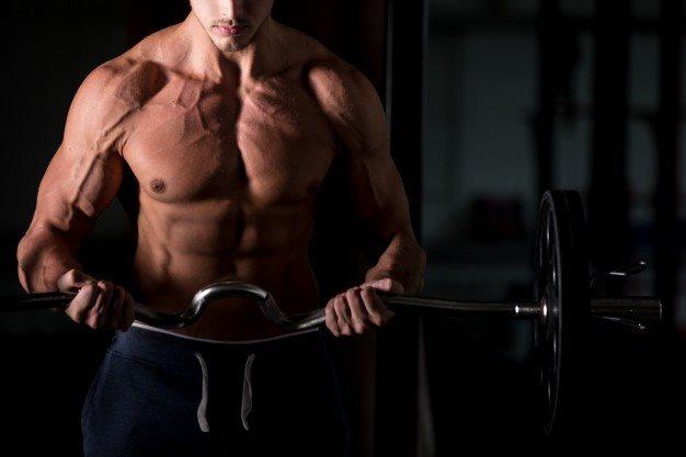 Men's Muscle Building Workouts