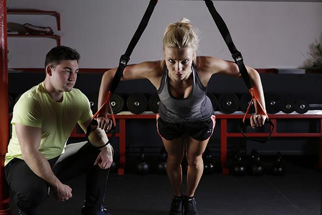 Suspension (TRX) Workouts