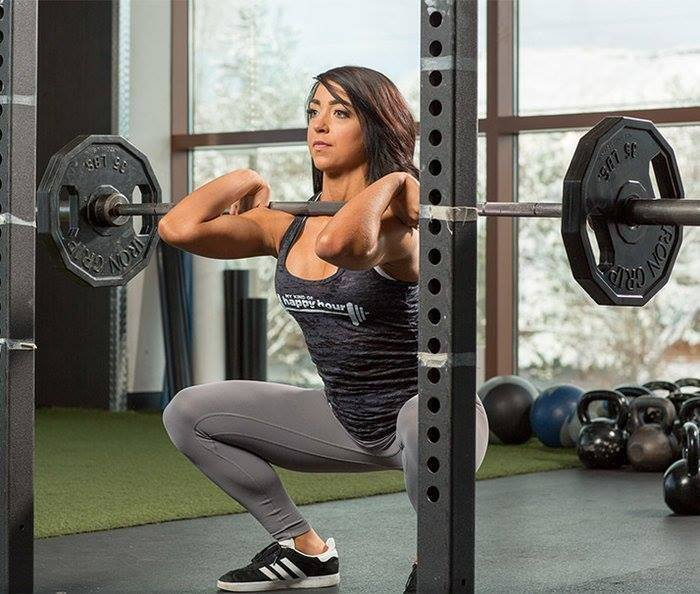 Women's Powerlifting Workouts